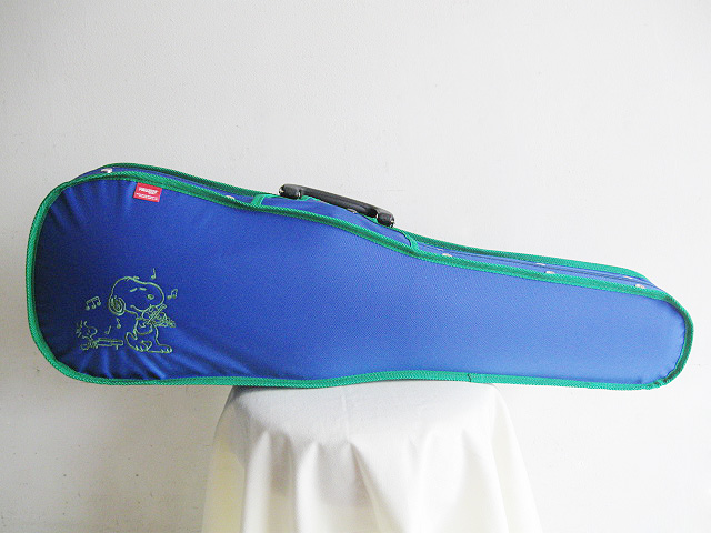 GEWA ゲバ / WetterStein スヌーピー 4/4サイズ用 バイオリン用ケース (ブルー・グリーンライン)【smtb-tk】