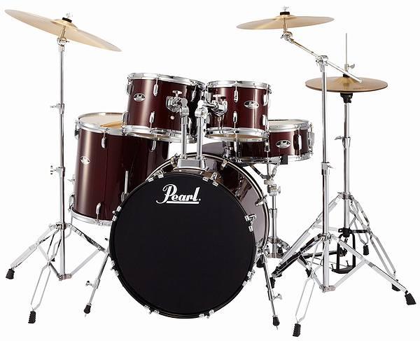 【期間限定販売 WINE・送料無料/】Pearl ドラムセット パール/ RS525SCW/C ♯91 RED WINE
