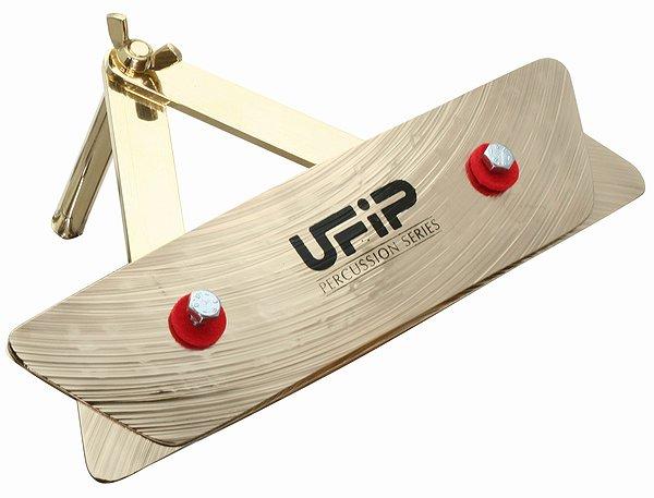 UFiP・ユーフィップ / Snare Plate スネアプレート Lサイズ クラッシャー 効果音シンバル 音色調整機能付き