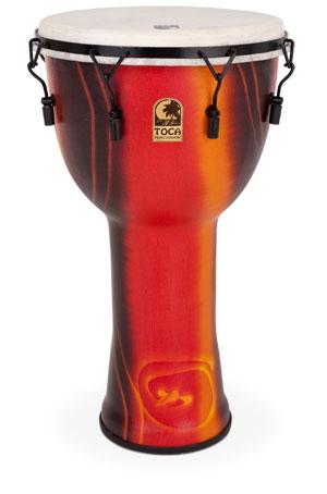 ★ TOCA トカ / Freestyle Mechanically Tuned SFDMX-14FB フリースタイル ジャンベ 14インチ 【smtb-tk】