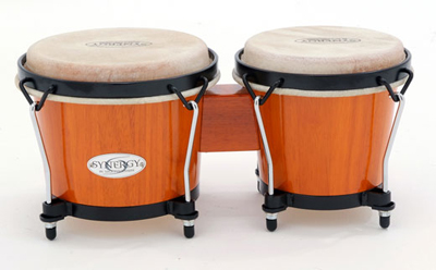 ★TOCA トカ / SYNERGY WOOD CONGAS AND BONGOS 2100AMB ボンゴ【smtb-tk】