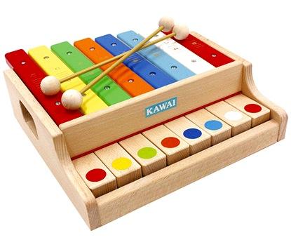 KAWAI・カワイ / G 9051 シロホンピアノ 教育楽器