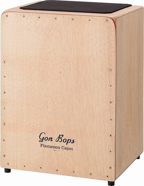 Gon Bops・ゴンボップス / Flamenco Cajon スパニッシュフラメンコ・カホン ペルー産ボックスカホン 【smtb-tk】