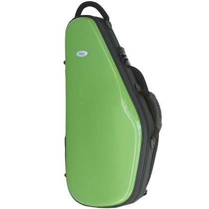 ★ 送料無料!bags・バッグスケース / EVOLUTION ALTO SAX EFAS Green アルトサックス用ハードケース【smtb-tk】