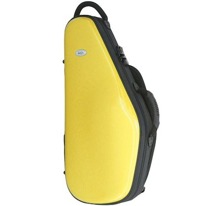 ★ 送料無料!bags・バッグスケース / EVOLUTION ALTO SAX EFAS Yellow アルトサックス用ハードケース【smtb-tk】