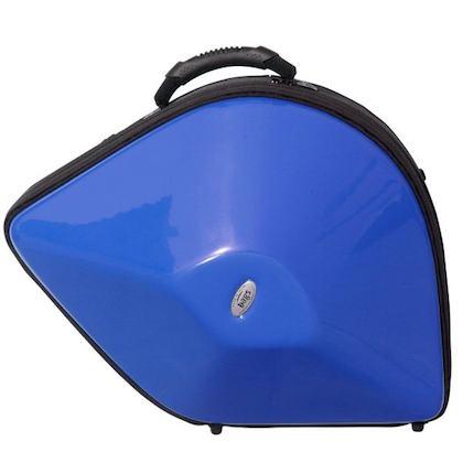◆ bags・バッグスケース / EVOLUTION FRENCH HORN DETACHABLE BELL EFDFH Blue ホルン用ハードケース【smtb-tk】