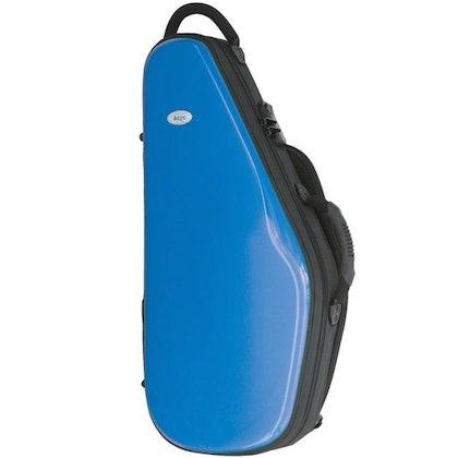 ◆ bags・バッグスケース / EVOLUTION ALTO SAX EFAS Blue アルトサックス用ハードケース【smtb-tk】