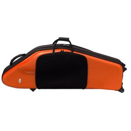 ★ 送料無料!bags・バッグスケース / EVOLUTION BARITONE SAX EFBS Orange バリトンサックス用ハードケース【smtb-tk】