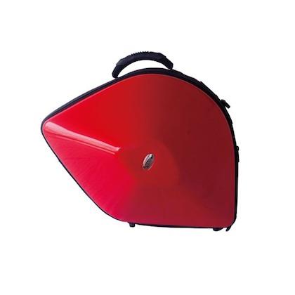 ◆ bags・バッグスケース / EVOLUTION FRENCH HORN DETACHABLE BELL EFDFH Red ホルン用ハードケース【smtb-tk】