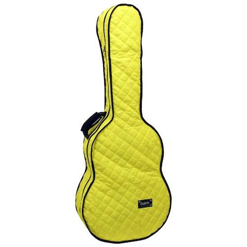 全7色!BAM バム / HO8002XLJ -Yellow- HOODYシリーズ for HIGHTECH クラシックギター用ケースカバー【smtb-tk】