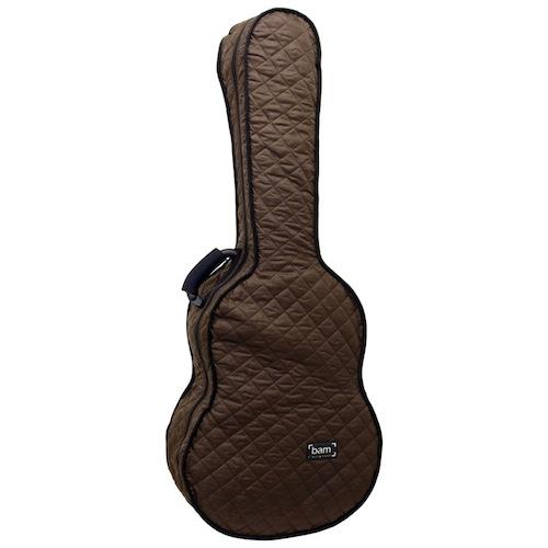 全7色!BAM バム / HO8002XLM -Brown- HOODYシリーズ for HIGHTECH クラシックギター用ケースカバー【smtb-tk】