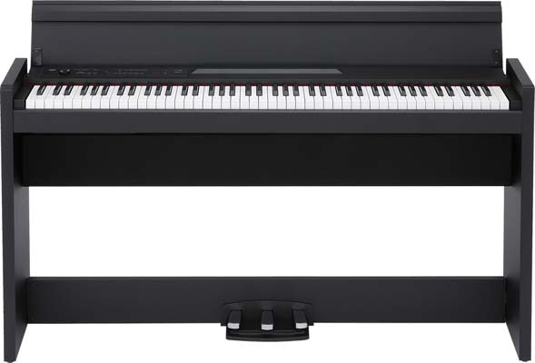 【 送料無料!】KORG コルグ / LP-380 BK ブラック 電子ピアノ【smtb-tk】