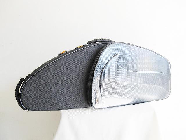 【 Newモデル・送料無料!】BAM バム / TREK 3022S NEW TREKKING CASE for TENOR SAXOPHONE・テナーサックス用 ニュー・トレッキングケース・シルバーカーボン【smtb-tk】