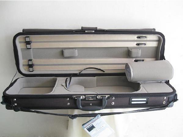 ☆ GEWA ゲバ / Strato Super Light Weight ダークブラウン・カラー 4/4サイズ用 バイオリン用ケース【smtb-tk】