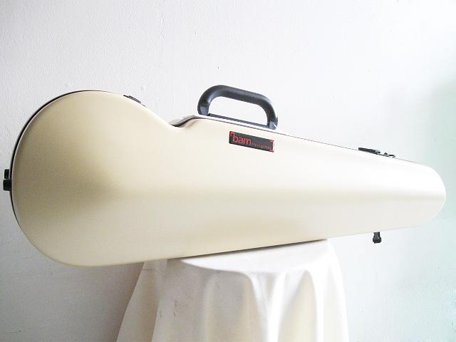 ☆ BAM バム / Hitech Contoured violin case 2002XLA ハイテックコンツアード(ハイテックフォルメ)ANIS バイオリン用ケース【smtb-tk】