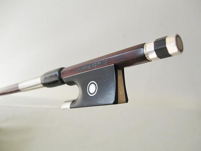 1932年に創設、弓材料は良くシーズニングされたフェルナンブコ 材を使用!【clbwvnsf】 Seifert ザイフェルト / NO.345 LOTHER SEIFERT 4/4サイズ用 バイオリン用弓【smtb-tk】