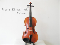 Franz Kirschnek フランツ・キルシュネック/ NO.12 (オーケストラ・シリーズ)2010年製【smtb-tk】