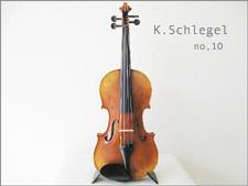Klaus Schlegel クラウス・シュレーゲル / NO.10・2011年製【smtb-tk】
