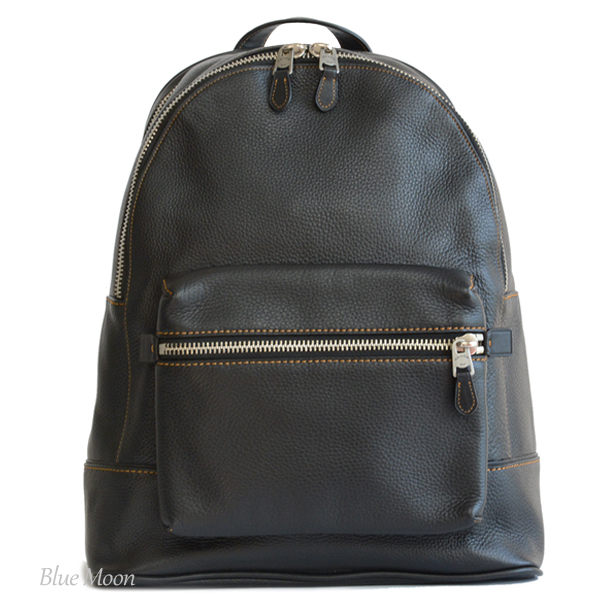 auc-bluemoon  Coach COACH rucksack men backpack leather bag outlet black  black F11105 LHBLK  3ef365eb9c9fc