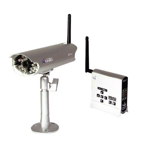 【送料無料】 デジタル無線カメラ AT-2400WCS