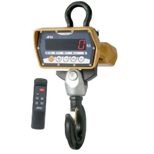 【送料無料】A&D クレーンスケール FJ-T1.5i【デジタル 吊り はかり 秤 測 計測 計量】