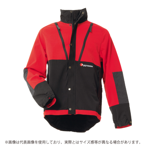 ゼノア ワークウェア&防護用品 フォレストジャケットPro Mサイズ 580400846