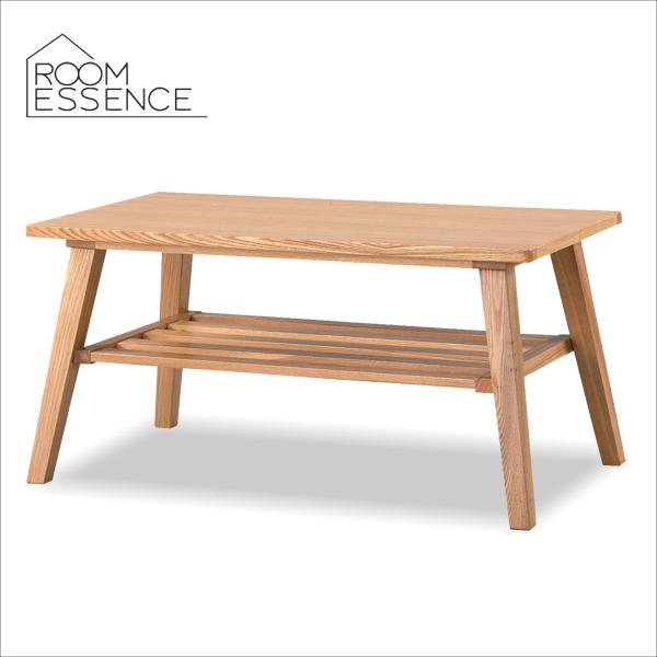 Moti モティ コーヒーテーブル テーブル 木製 天然木 アッシュ リビングテーブル ローテーブル センターテーブル 机 収納棚 北欧 カフェ cafe シンプル デザイン ナチュラル RTO-744TNA