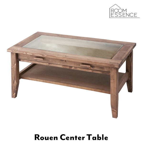 Little Center Table Width 90 Cn French Fashion Natural Wood Display Gl Terrace W Coffee