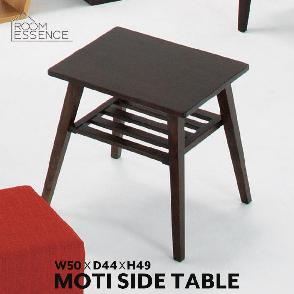 サイドテーブル 幅80cm テーブル ベッドサイド ソファサイド 木製 天然木 ナチュラル タイムレステンダー RTO-743TBR