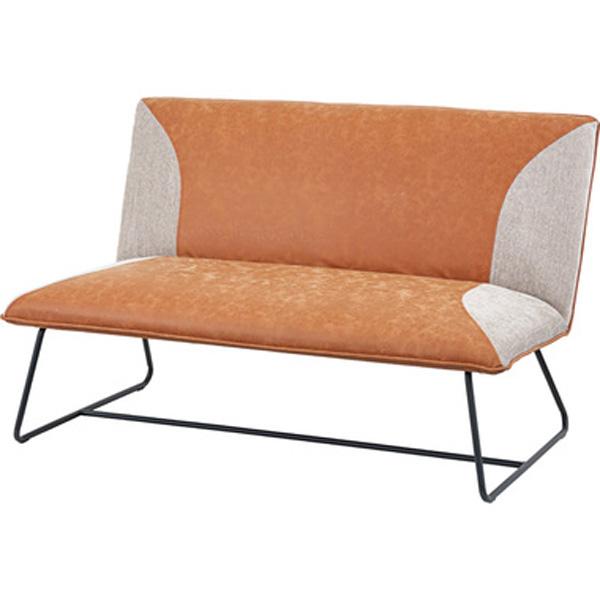 ソファ 2人掛け 幅124cm パーソナルチェア 椅子 贅沢 座り心地 グラドナス CYK-14CA