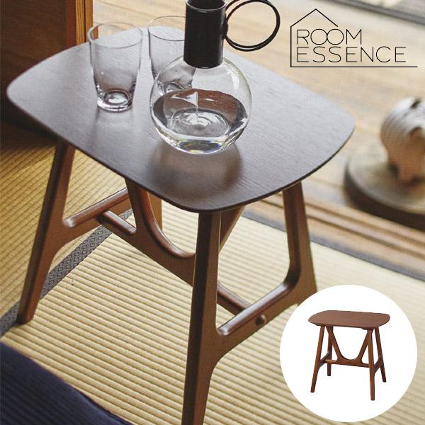 レトロな和モダンにも合うサイドテーブルサイドテーブル 幅50cm ベッドサイド ソファサイド テーブル 机 モダン 和風 木製 VET-629