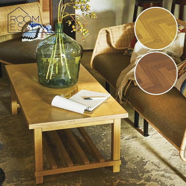 シンプルで木目の風合いがぬくもりを感じるセンターテーブルローテーブル 幅120cm リビングテーブル テーブル 机 木製 VET-635 VET-735