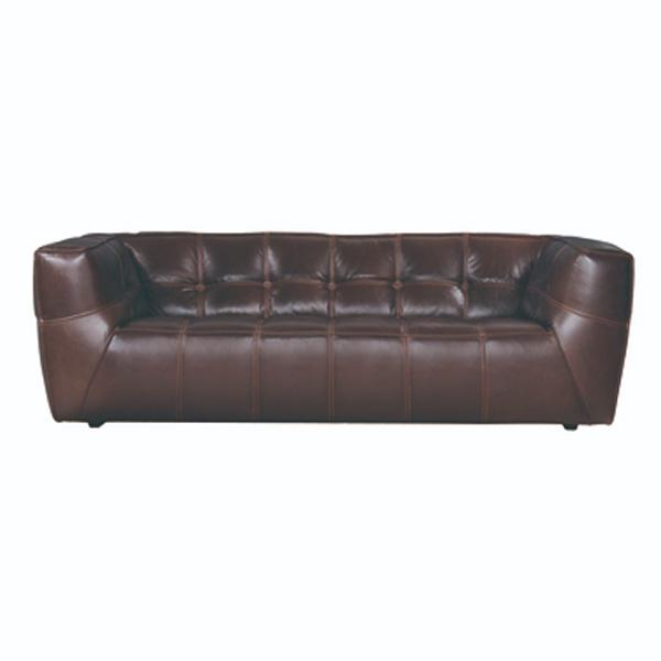 ソファ 幅200cm ソファー 椅子 本革 レザー ウィービングベルト 贅沢 座り心地 バベル WE-901BR