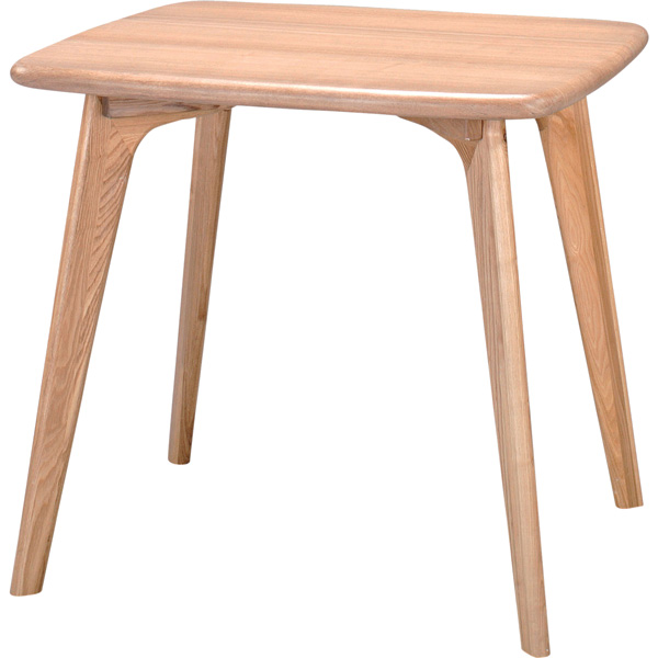 ダイニングテーブル 幅80×奥行70×高さ72cm ダイニング テーブル 木製 パイン おしゃれ カフェ cafe CL-816TNA