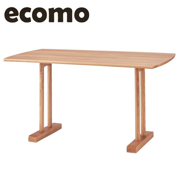 ダイニングテーブル 幅120×奥行75×高さ68cm テーブル 机 ダイニング 木製 おしゃれ カフェ cafe ナチュラル HOT-153NA