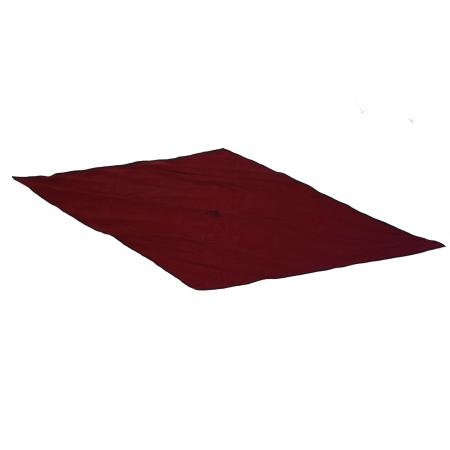送料無料 【中古】 超美品 エルメス HERMES スカーフ 菱形 レッド ブラック シルク 100% 02EC953