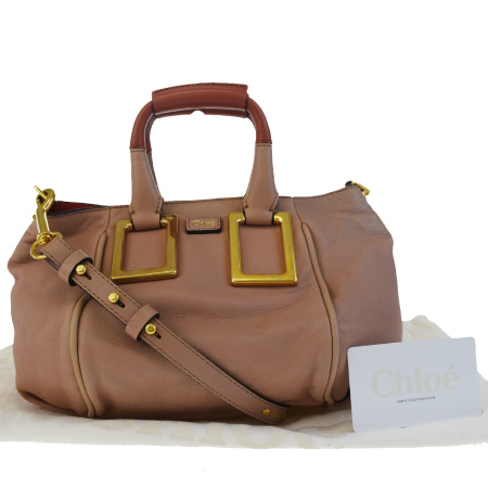 142653ebfaf 69ED724 with the middle beauty product Kuroe Chloe エテルハンドバッグショルダーバッグ 2WAY  bag pink leather preservation bag