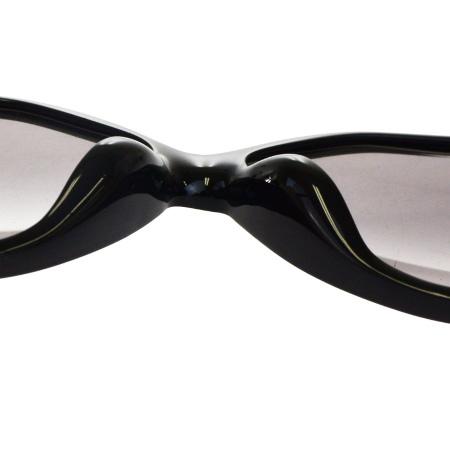 クリスチャンディオール Christian Dior サングラス ブラック ゴールド プラスチック メタル 2498A 07EK700N8nwvm0