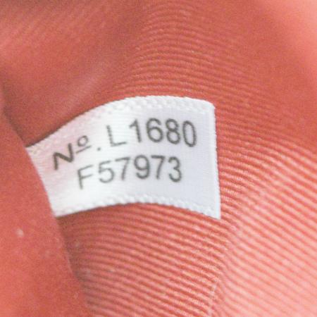 超美品 コーチ COACH コスメポーチ 化粧 バッグ チェリー ピンク レザー F57973 08HE136bYgymI7f6v