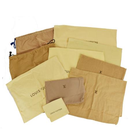 毎日 新商品を続々入荷しています 中古 10点セット ルイヴィトン 保存袋 LOUIS オンラインショッピング VUITTON バッグ 09JE322 国内送料無料
