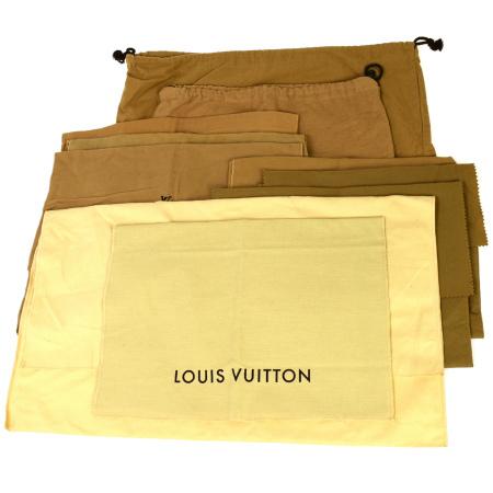 毎日 新商品を続々入荷しています 再再販 中古 10点セット ルイヴィトン LOUIS VUITTON 07BT865 商店 バッグ 保存袋