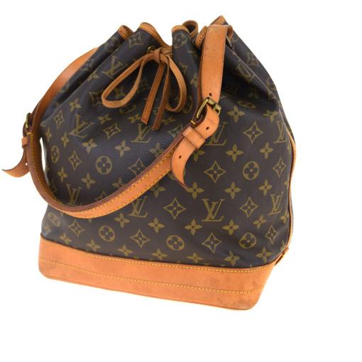 【中古】 ルイ・ヴィトン(Louis Vuitton) モノグラム ノエ M42224 ショルダーバッグ モノグラム 34GA701