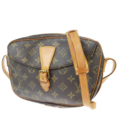 【中古】 ルイ・ヴィトン(Louis Vuitton) モノグラム ジュヌフィーユ M51227 ショルダーバッグ 64GA869