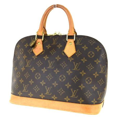 【中古】 ルイ・ヴィトン(Louis Vuitton) モノグラム アルマ M51130 ハンドバッグ モノグラム 31GA906