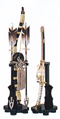 端午の節句 出世鋳造兜■ 瑞鳥弓太刀 (大) 18号■【高岡銅器】