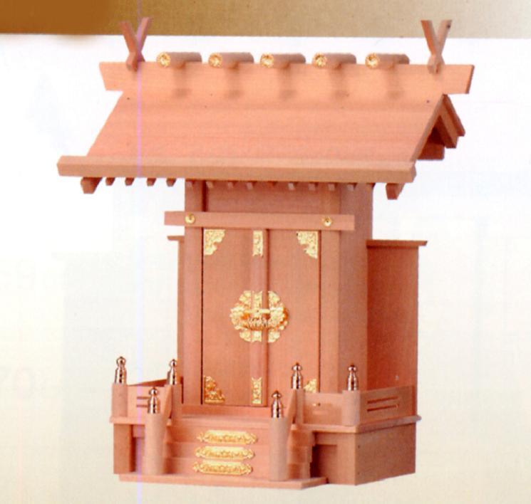 お宮 神棚 神殿■ 大神明 ■檜製神殿【日本製】