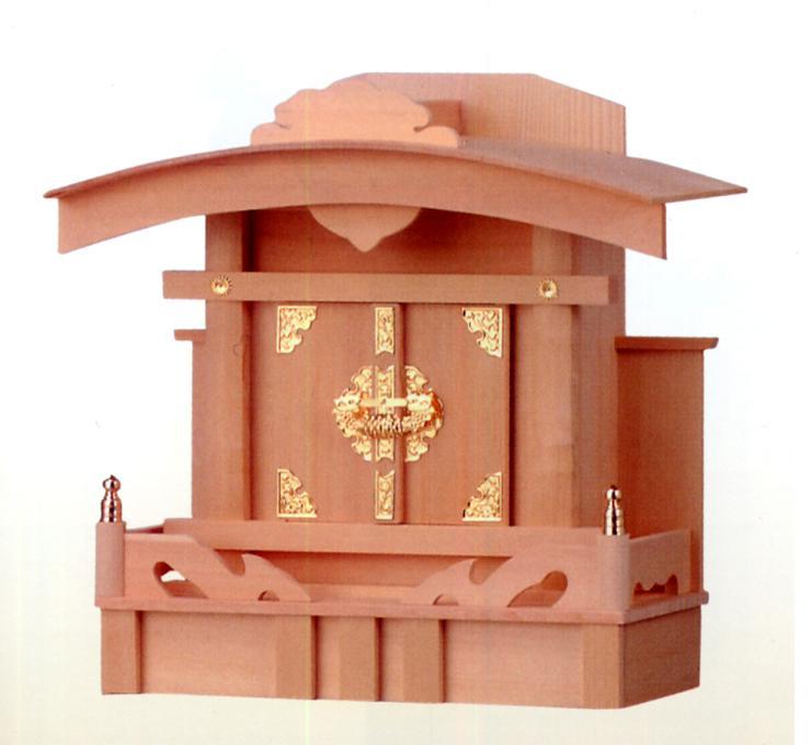お宮 神棚 神殿■ 大黒宮 ■檜製神殿【日本製】