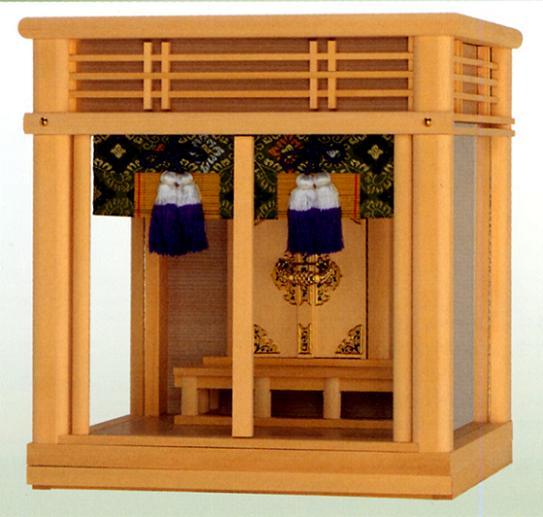 お宮 神棚 神殿■ ガラス宮 12号 ■箱宮【日本製】