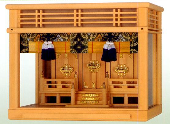 お宮 神棚 神殿■ ガラス宮 16号 ■箱宮【日本製】
