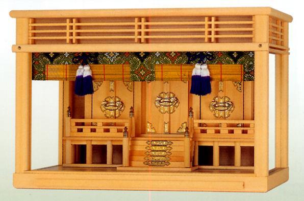 お宮 神棚 神殿■ ガラス宮 20号 ■箱宮【日本製】